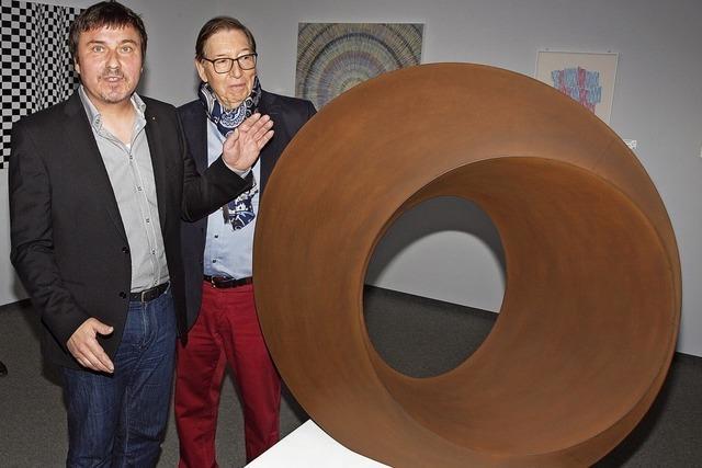 Rüdiger Seidt gewinnt Evard-Preis