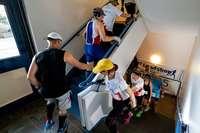 Der Treppenlauf-Weltmeister aus Lahr verteidigt seinen Titel