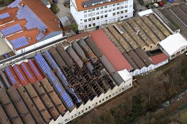Hallen in Wehr sollen abgerissen werden