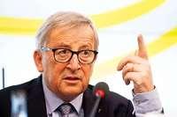 Brexit-Gespräche: Juncker bremst Erwartungen