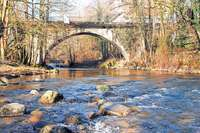160 Jahre alte Eisenbahnbrücke in Albbruck wird abgerissen