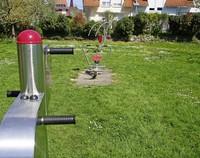 Nach wie vor werden die Geräte im Kenzinger Bürgerpark kaum benutzt – das soll sich jetzt ändern