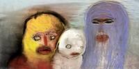 Das Kunstmuseum Bern zeigt eine Retrospektive zum 70. Geburtstag von Miriam Cahn