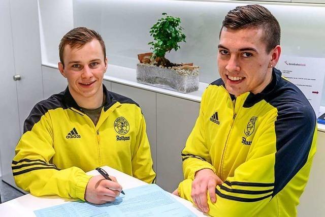 RG Hausen-Zell stellt Kader für neue Bundesliga-Saison vor