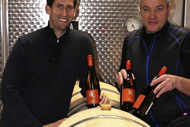 Wein vom Römerberg als