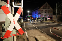 Person bei Legelshurst von TGV erfasst und tödlich verunglückt