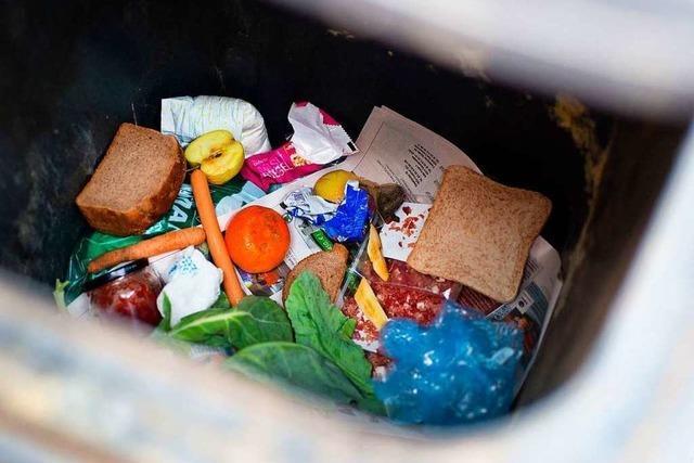 Bundesregierung sagt der Lebensmittelverschwendung den Kampf an