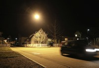 Im Ortsteil fehlen Leuchten