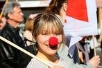 Fotos: 600 Menschen aus dem öffentlichen Dienst streiken in Freiburg