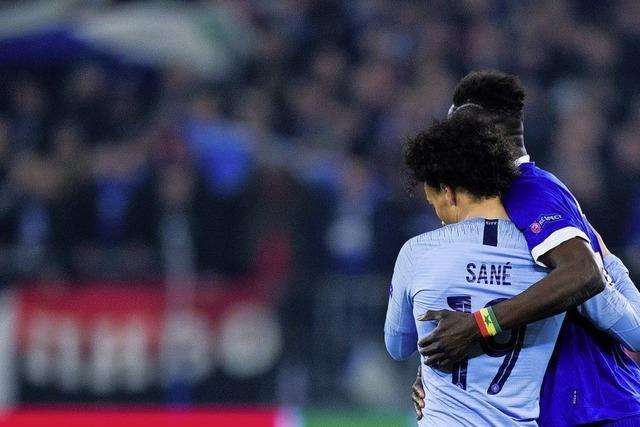 Sané verdirbt das Fest