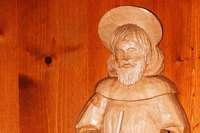 Wie ein Hof in Buchenbach zu seinem Heiligen kam