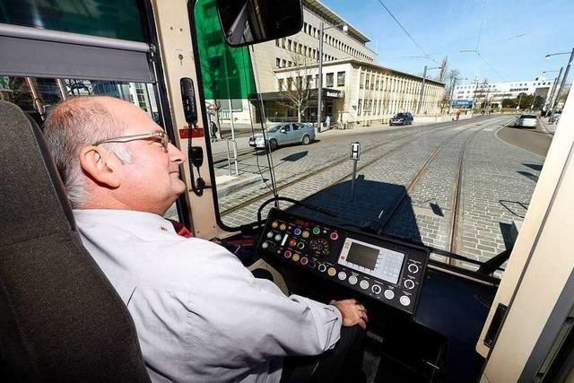 430 Tramfahrer müssen für die neue Rottecktram in die Fahrschule