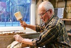 Fotos: BZ-Hautnah beim Kenzinger Maskenschnitzer