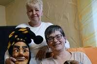Ein Frauen-Duo führt die Friesenheimer Fasentzunft