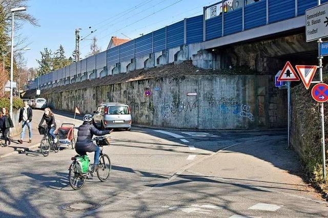Gefährliche Verkehrslage in Zähringen sorgt für Unmut