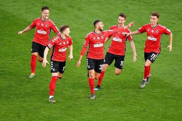 Freiburg feiert gegen Augsburg höchsten Sieg unter Trainer Streich
