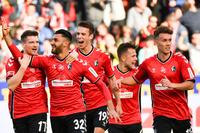 Dem SC Freiburg gelingt gegen Augsburg ein befreiendes 5:1