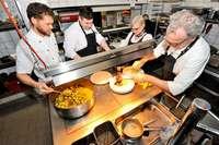 """Die Premiere der """"Kulinarischen Winterreise im Glottertal"""" war ein Erfolg"""