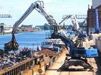 Der Klimawandel macht dem Kehler Hafen zu schaffen