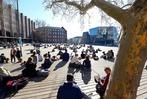 Fotos: Freiburg genießt das frühe Frühlingswetter