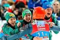"""Ramona Straub nach dem Gewinn von WM-Gold: """"Es war ein unheimlich aufregender Wettbewerb"""""""