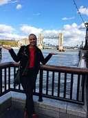 Maren zu Besuch in England