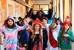 Fotos: Narren befreien Schulen im nördlichen Breisgau