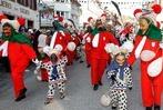 Fotos: Kinderumzug in Elzach mit Schuttig, Regemolli und Fantasiegruppen