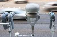 Eine Busspur soll die Luft am Neckartor verbessern