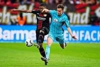 Waldschmidts Leistung steht sinnbildlich für den Freiburger Auftritt in Leverkusen