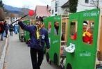 Fotos: Fasnetsumzüge in Waldkirch und in Kollnau