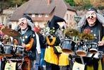Fotos: Großer Umzug in Laufenburg