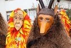 Fotos: Fasnachtsumzug in Istein