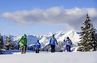 Skigebiet Gitschberg Jochtal in Südtirol
