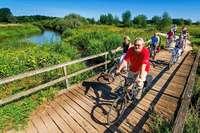 Erkunden Sie das Emsland bei geführten Radtouren und nutzen Sie zwei zertifizierte Präventionskurse!