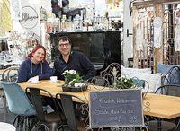 Die Rümminger Gärtnerei Hügel eröffnet ein Café