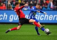 Ibisevics Eigentor sorgt für Freiburger Elf-Punkte-Vorsprung auf den Relegationsplatz