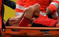 Küblers schlimme Verletzung trübt den 2:1-Heimsieg gegen Berlin
