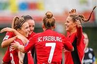 SC-Frauen spielen im Halbfinale gegen Hoffenheim