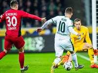 Fotos: Sportclub holt Auswärtspunkt in Gladbach