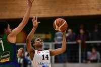Freiburgs Basketball-Frauen gewinnen in Hannover 62:56 und schonen ausländische Spielerinnen