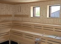 Gutes Zeugnis für Sauna im Mach' Blau