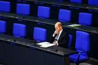 Finanzministerium Scholz rechnet mit weniger Wachstum