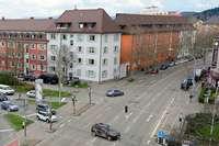 Der Ausbau der Freiburger Isfahanallee soll 2020 starten