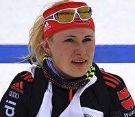 Janina Hettich im Weltcup