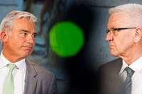 CDU-Geheimpapier listet 16 Konfliktpunkte mit den Grünen auf