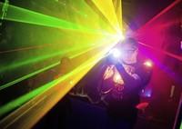 Wenn Kinder mit Laserwaffen spielen