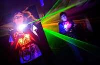 Ist Lasertag eine Gefahr für Kinder?
