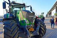 Veranstalter mit Auftakt der Regio-Agrar-Messe in Freiburg zufrieden