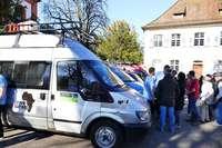 """""""Drive to help"""" nach Gambia ist in Waldkirch gestartet – auch vier aus dem Breisgau sind dabei"""